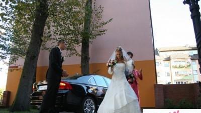 Sprzedam suknię ślubną Herm's model Kivor
