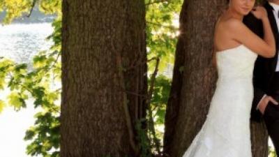 sprzedam suknię ślubną hiszpańskiej firmy pronovias- model India