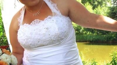 """Sprzedam Suknie ślubną"""" IVET"""" z kolekcj Afrodyta z 2009r"""