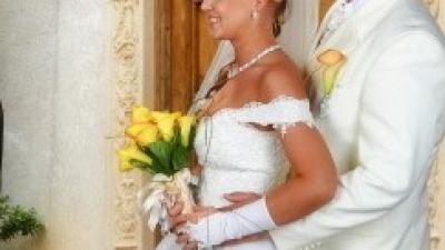 Sprzedam suknie ślubną Julia