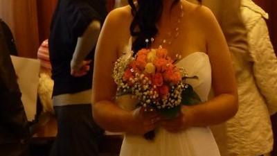 sprzedam suknię ślubną JULIA ROSA 127