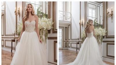 Sprzedam suknie ślubną Justin Alexander 8786 ( kolekcja 2016!) 2900 zł !