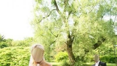 Sprzedam suknię ślubną Karina, Mistic rozmiar38 + dodatki