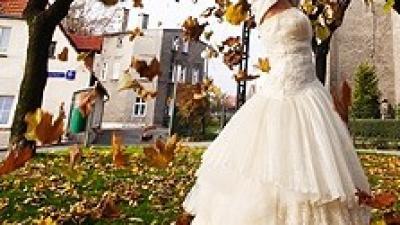 Sprzedam suknię ślubną Kinga Bartosza Wcisło