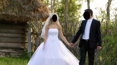 """Sprzedam suknię ślubną """"Księżniczkę"""""""