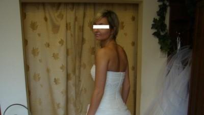 Sprzedam suknię ślubną kupowaną w połowie 2009 roku