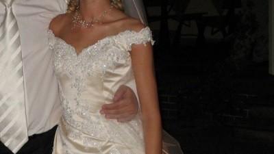 Sprzedam suknię ślubną LA SPOSA, model PORTICO