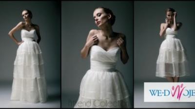 Sprzedam suknię ślubną Leander Anna Kara nowa rozm. 36/38