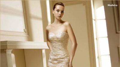 Sprzedam suknię ślubną Madeira La Sposa  MADONNA