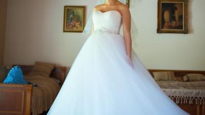 Sprzedam suknie ślubną Maggie Sottero