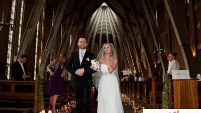 """sprzedam suknię ślubną manuel mota z salonu madonny w warszawie- model """"anna"""""""