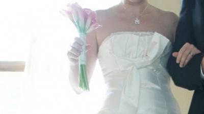 Sprzedam suknię ślubną Mariees De Paris rozm. 38