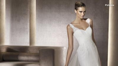 Sprzedam suknię ślubną marki Pronovias-PETUNIA