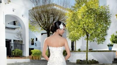 Sprzedam suknię ślubną Miss Kelly Paris 121-55