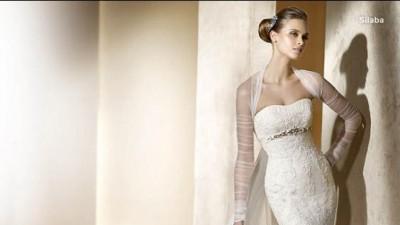 Sprzedam suknię ślubną model Silaba