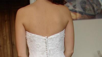 Sprzedam suknię ślubną model SINCERITY 3731