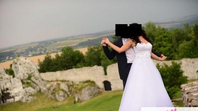 Sprzedam Suknię Ślubną model z 2014 r