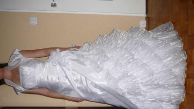 Sprzedam suknie ślubną Ostrów Wielkopolski
