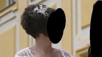 Sprzedam suknię śłubną+ozdobę do włosów/welonu