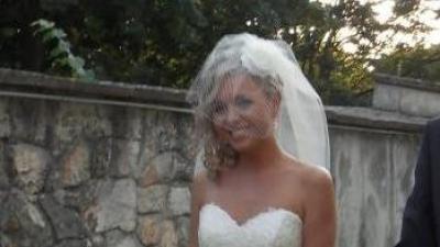 Sprzedam suknię ślubną, Paryżanka2011, roz. 36