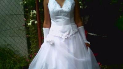 Sprzedam suknię ślubną- pilnie i tanio!