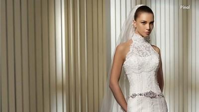 Sprzedam Suknię Ślubną PINAL, rozmiar 34