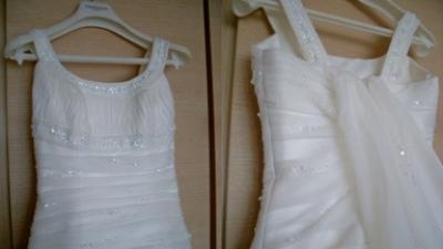 Sprzedam suknię ślubną Pronavias model GINESTA, kolekcja 2010/11