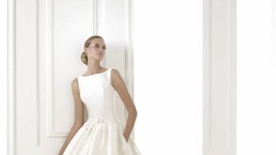 sprzedam suknię ślubną PRONOVIAS BARCAZA - nowa kolekcja!