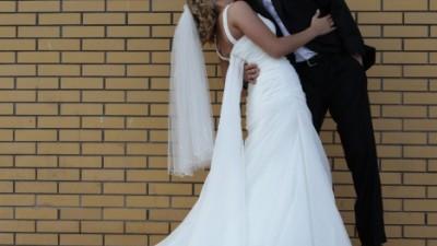Sprzedam suknię ślubną Pronovias Ginesta z salonu Madonna r. 38