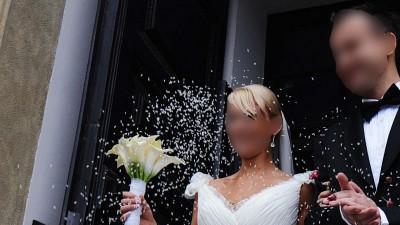 Sprzedam suknię ślubną Pronovias model Marlene