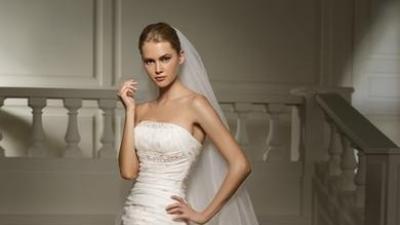 Sprzedam suknię ślubna Pronovias model Rizo
