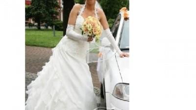 Sprzedam suknie ślubną!!Przepiekna!!