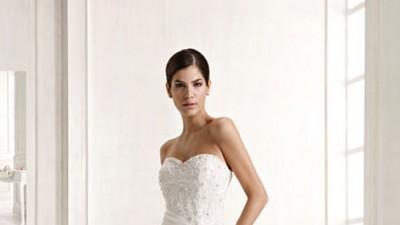 Sprzedam suknię ślubną r. 34