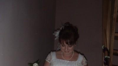 sprzedam suknię ślubną r.40-44
