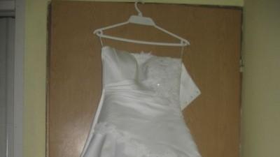 Sprzedam suknie slubna rozm 34