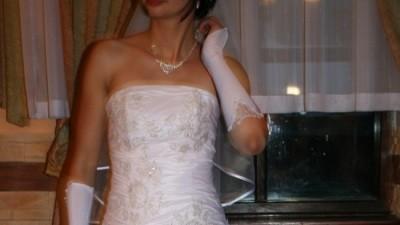 sprzedam suknię ślubną rozm. 34