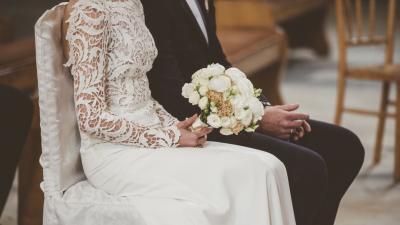 sprzedam suknię ślubną rozm 34 xs model Sharon Viola Piekut
