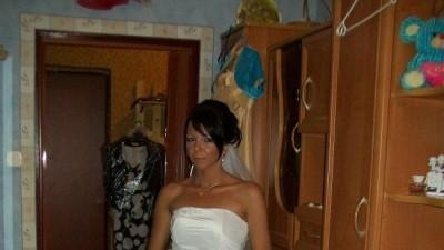 sprzedam suknię ślubną rozm.36,38 biała