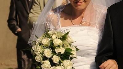 Sprzedam Suknie Ślubną  rozm. 38-40