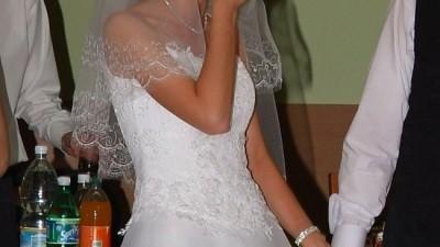 Sprzedam suknię ślubną rozm.38