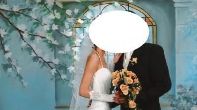 Sprzedam suknię ślubną, rozmiar 34-36