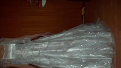 sprzedam suknie ślubną rozmiar 36