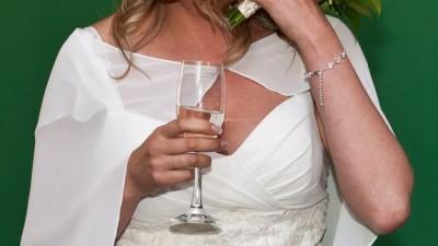 Sprzedam suknie ślubną rozmiar 38-42