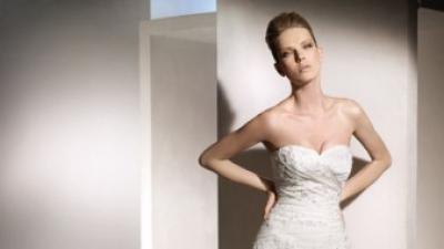 sprzedam suknię ślubną san patrick-kolekcja 2010