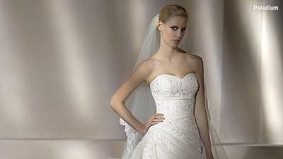 Sprzedam suknie ślubna San Patricka - PALADIUM