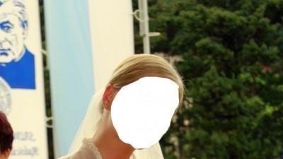 Sprzedam suknię ślubną SARA kolor: ecru(śmietankowy)