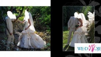 Sprzedam suknię slubną Sposa