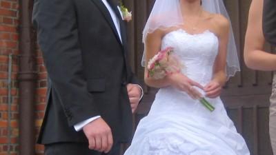 sprzedam suknię ślubną sposabella 117e