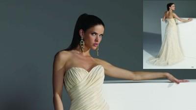Sprzedam suknie ślubną SWEETHEART model 5830