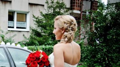 Sprzedam suknię ślubną. szczerze polecam